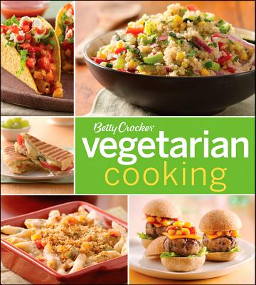 Betty Crocker Vegetarian Cooking By Crocker, Betty (COR)