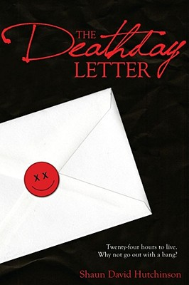 The Deathday Letter By Hutchinson, Shaun David